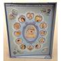 Álbum De Fotos Azul Meu Primeiro Ano Aninho Bebê Menino
