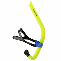 Speedo 7530477-192 Bullet Head Snorkel Shocking Lime