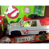 Ghostbusters 2016 Ecto-1 Auto Carroza Funebre Cazafantasmas