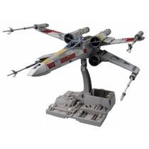 Modelo A Escala Bandai Star Wars, X Wing 1/72