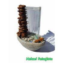 Fuentes Feng Shui Y Cascada De Agua, Naturales. Especialista
