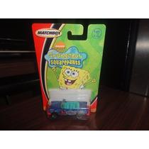 Matchbox Spongebob Squarepants Patricio Bob Esponja