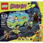 Lego Scooby-doo! Maquina Misterio 301 Piezas Mod 75902