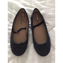 Sapato Infantil Tam 30 Zara
