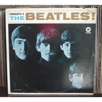 The Beatles Lp Conozca A... Sello Emi