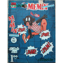 Cómic Memín Pinguin No. 62 (1965) Editorial Argumentos Edar