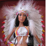 Barbie Collector 2007 - Bob Mackie - Cher Native American