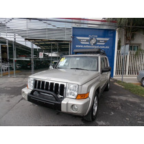 Jeep Commander 2007 4x4