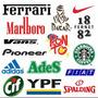 Paquete Vectores Marcas Y Logos Argentinas E Internacionales