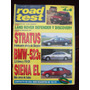 Road Test 81 7/97 Land Rover Defender Y Discovery Bmw 523i