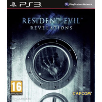 Resident Evil Revelations Para Playstation 3