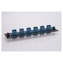 Modulo De 6 Acopladores Duplex Lc Multimodo Condunet