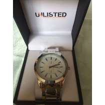 Reloj Unlisted By Keneth Cole Para Hombre