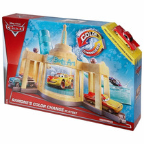 Cars Disney Pixar Ramone´s Color Change Playset Bunny Toys