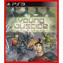Young Justice - Liga Da Justica Jovem Ps3 Psn