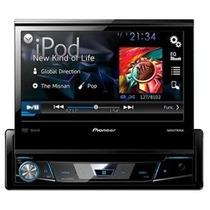 Dvd Automotivo Pioneer Avh-x6750dvd 7 Motorizado/usb/sd...