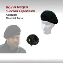 Boina Gorra Fuerzas Especiales Militar Escolta Casco Gotcha