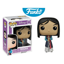 Mulan Quimono Espada Funko Pop Disney Pelicula Mulan