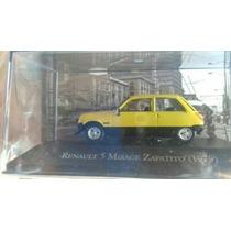 Grandes Autos Memorables Num 9 Renault Mirage Zapatito 1979