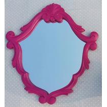 Espelho Veneziano Ouro Velho+ Coroa