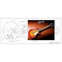 Plantas Guitarras Fender Tele,strato,gibson Les Paul,sg,flyv