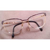 Lentes Vintage Berdel, Italia, Gafas Retro., Cat Eye, Gato