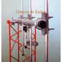 Antena Vhf Yagi 5 Elementos Frecuencia Fija 210-300mhz.