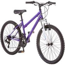 Bicicleta De Montaña Roadmaster Granite Peak R24 Para Niña