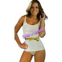 Faja Body Siluette Camiseta Top Ultra Perfect Reduce 2 Talla