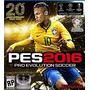 Pro Evolution Soccer 2016 Juego Pc Original *novedad*