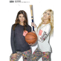 Pijama Colección So Pink Modelo 11294 Otoño Invierno 2016