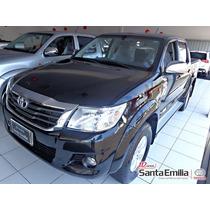 Toyota Hilux Sr 4x2 Cabine Dupla 2.7 16v Vvt-i Flex