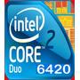 Lote 4 Intel Core 2 Duo E6420 2.13g/4mb/1066 X4 Procesadores