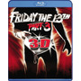 Blu Ray Viernes 13 3ra. Parte 3d - Stock - Nuevo- Sellado