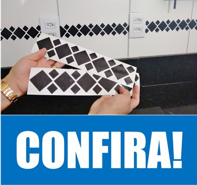 1c85efdf7 75 Adesivos Faixa Frete Grátis + Brinde - Cozinha Banheiro - R  79 ...