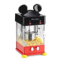 Maquina Para Hacer Palomitas Palomera Disney Mickey Mouse