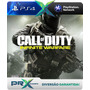 Call Of Duty: Infinite Warfare - Ps4 Português Envio Já !