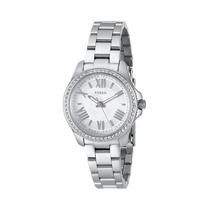 Elegante Reloj Para Dama Importado Fossil Am4576