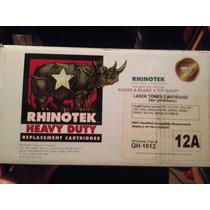 Toner Compatible Hp Q2612a 12a Laserjet 1010 1012 1015 1020