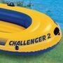 Bote Inflable Challenger 2 Sin Remos Ni Bomba Rio Playa Mar