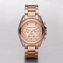 Reloj Michael Kors Dama Rose Gold Mk5263 | Envio Gratis