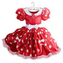 Disfraz Minnie Original Disney Store Importado Usa