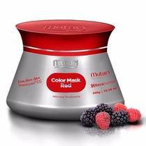 Máscara Matizador Colormask Vermelha Red Mutari Frete Gratis
