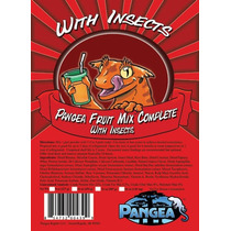 Pangea Gecko Food (fruit Mix With Insects)