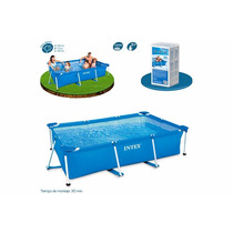Piscina Intex Rectangular 3.00x2.00x0.75 Mts - 3.834 Lts