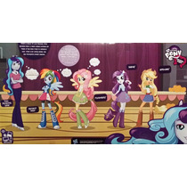 Set De My Little Pony Equestria Girls De 5 Muñecas De 24cm