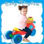 Andador Triciclo De Bebe Pata Pata Moto Musical Vtech 2en1