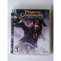 Juego Para Play Station 3 Piratas Del Caribe