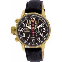 Relógio Invicta 1515 Force Original Banhado Ouro 18k