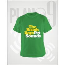 Remeras Estampadas The Beach Boys Pet Sounds